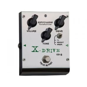 NEW BIYANG OD-8 X-Drive Overdrive Pedal *3 swappable chips included) for sale