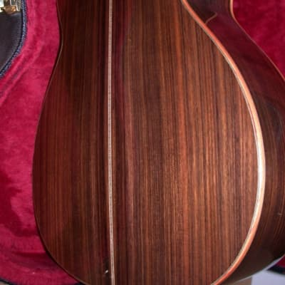 Cheval Luthier Franck Cheval 000-28 style guitar mint condition from 2004. Serial 444 2004 Natural for sale