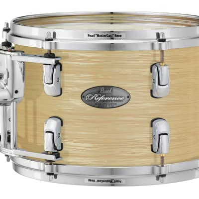 """Pearl Music City Custom 14""""x11"""" Reference Series Tom Drum RF1411T - Platinum Gold Oyster"""