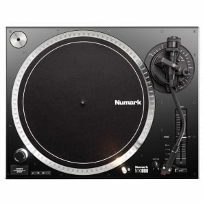 Numark NTX1000 High-Torque Direct Drive USB Turntable
