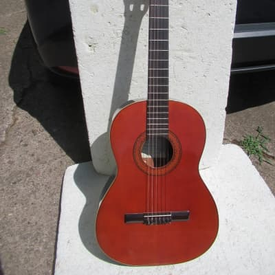 Casa Gonzales Classical Guitar, 1975,  Barcelona, Spain, Case for sale