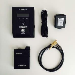 Line 6 Relay G70 Guitar Wireless System Black