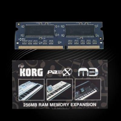 KORG M3 EXB 256MB RAM