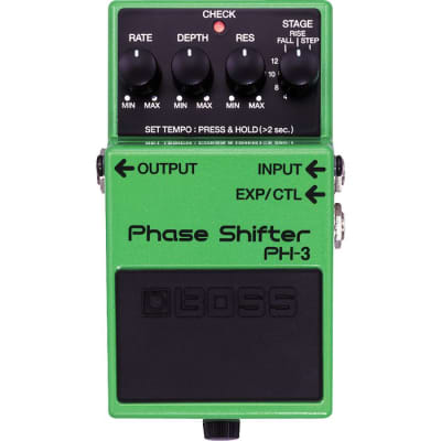 Boss PH-3 Phase Shifter Guitar Effect Pedal for sale