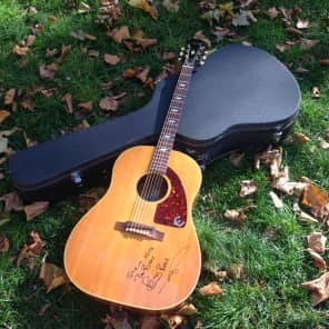 Epiphone Texan Pete Best The Beatles McCartney 1965 Natural for sale
