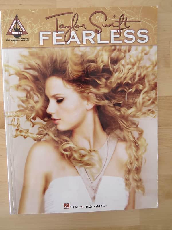 Hal Leonard Taylor Swift Fearless Transcriptions Reverb