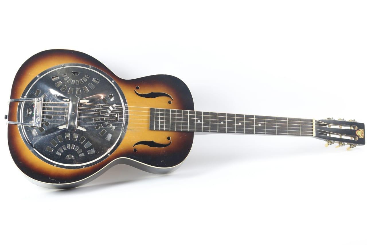 1935 dobro square neck made by regal emerald city guitars reverb. Black Bedroom Furniture Sets. Home Design Ideas