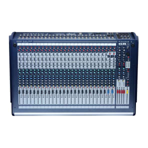 Soundcraft GB2 24-Channel 4-Bus Mixing Console