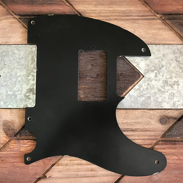Real Life Relics Tele Telecaster Pickguard 1 Ply 5 Hole Reverb