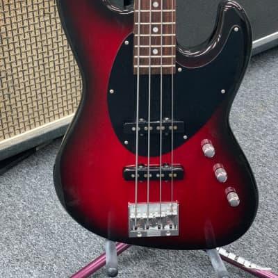 Hamer Cruise Bass  1995 Redburst for sale