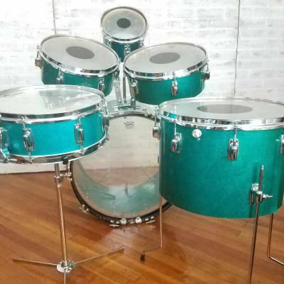 "Ludwig S-340 Standard Series ""Single Six"" Drum Set 1969 - 1974"