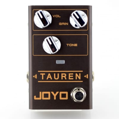 JOYO Revolution Series R-01 Tauren Overdrive Distortion Guitar Effects Pedal