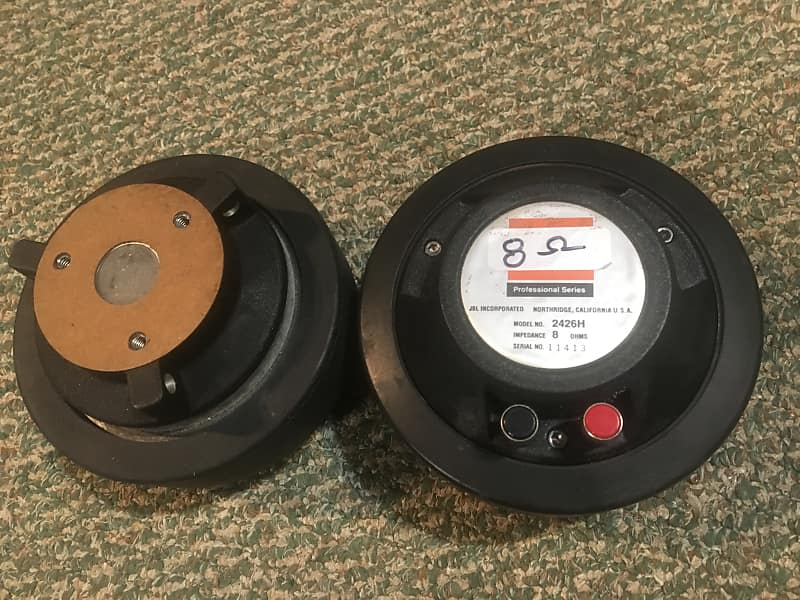 JBL 2426h (pair) 2   wayne's Gear Emporium
