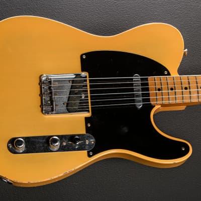 Fender Road Worn 50's Telecaster - Vintage Blonde