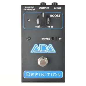 A/DA Definition Pre-Amp/Boost