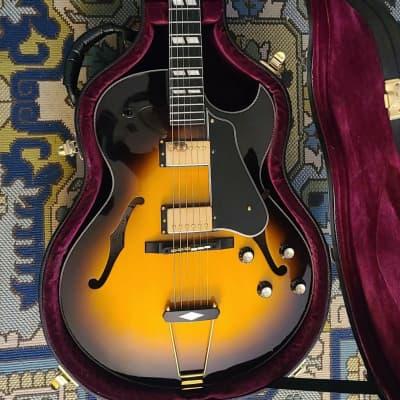Seventy Seven Jazz Hawk (Deep)  Burst for sale