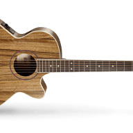 <p>Cort SFX Small-Body Acoustic/Electric Guitar - Natural Gloss</p>  for sale