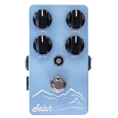 Selah Effects Misty Mountain Fuzz Effects Pedal (Closeout)