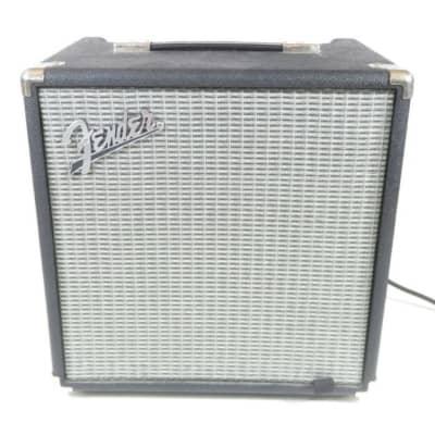 Fender Rumble 25 V3 Bass Combo Amplifier 120V 2012 Black