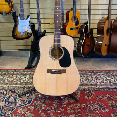 Blueridge BR-40E Contemporary Series Dreadnought with Electronics Natural for sale