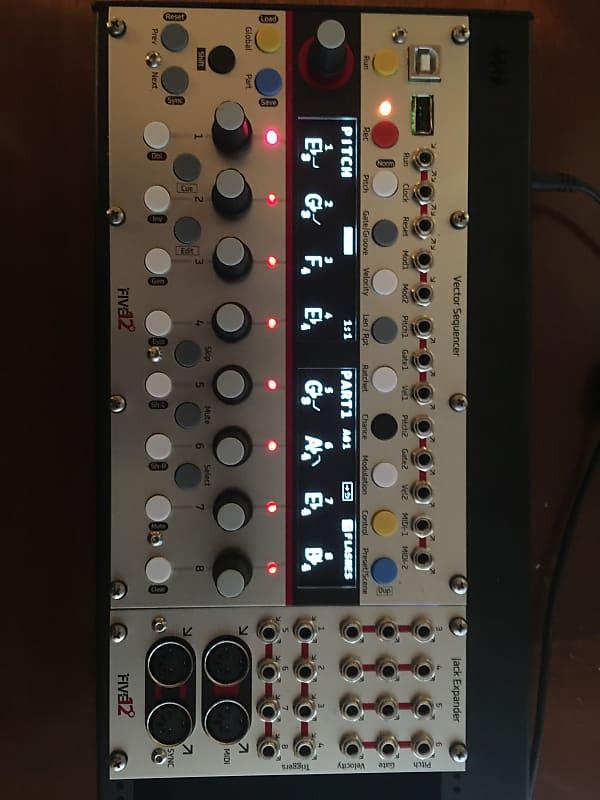 Five12 Vector Sequencer
