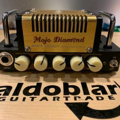 Hotone Nano Legacy Mojo Diamond Guitar Amplifier Head