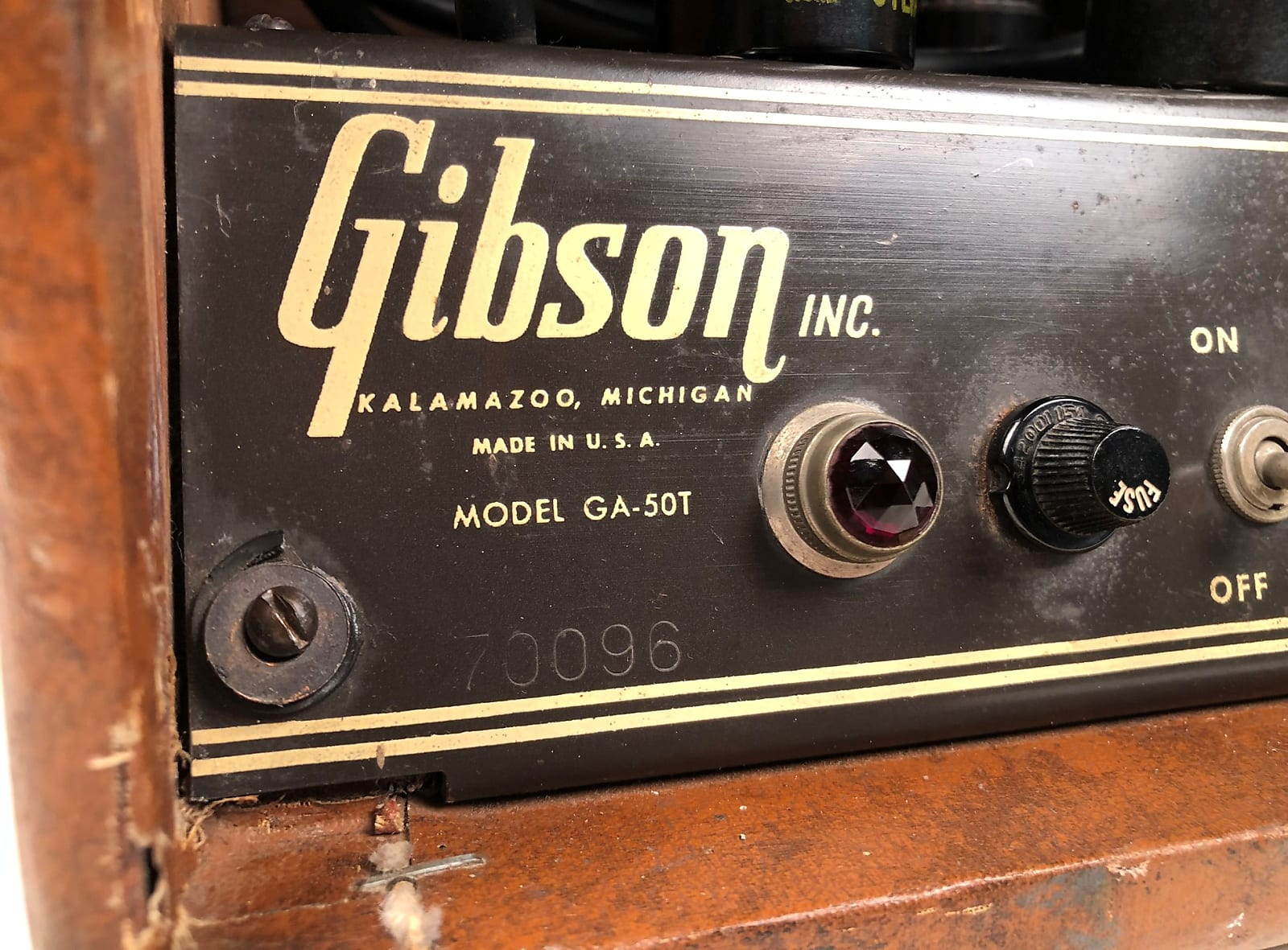 One Owner 1954 Gibson Console Grande Double 8 Steel with Matching Gibson GA-50T Amp