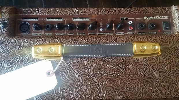 luna aa 25 acoustic 25c guitar and vocal amplifier reverb. Black Bedroom Furniture Sets. Home Design Ideas