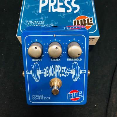 BBE Bench Press Compressor