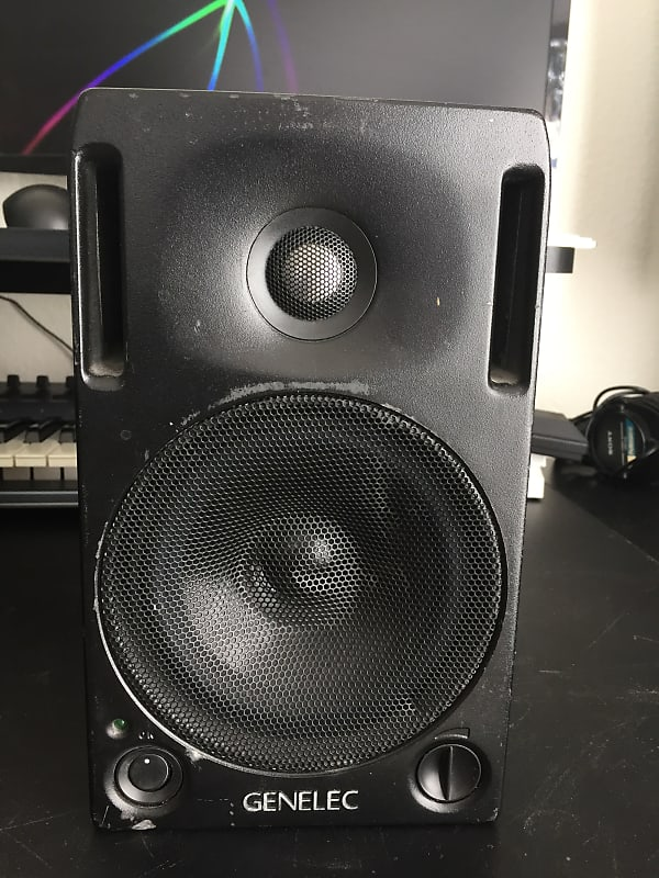 Genelec active studio MONITOR 1029A speaker monitor reference 1029 a -  BLOWN TWEETER