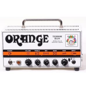Orange BT500H Terror Bass 500-Watt Bass Amp Head