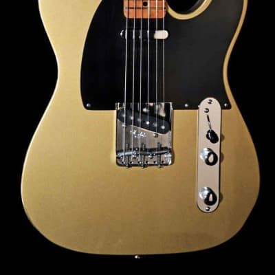 Bolin Mysterycaster Gold Custom Telecaster - Steve Miller Band for sale