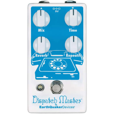 Earthquaker Devices Dispatch Master V3 Digital Delay & Reverb for sale