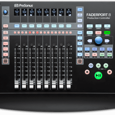 PreSonus FaderPort 8 USB DAW Control Surface;  Immaculate Condition!