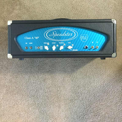 Speedster  40 Amplifier Class A 4xEL84 boutique amp TONE! for sale