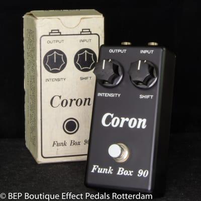 Coron Funk Box 95 late 70's Japan