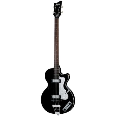Hofner Ignition Club Bass Black for sale