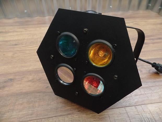 cc956f17f98a MBT Lighting PAR-T 4 Color Lamp DJ Stage Light Fixture