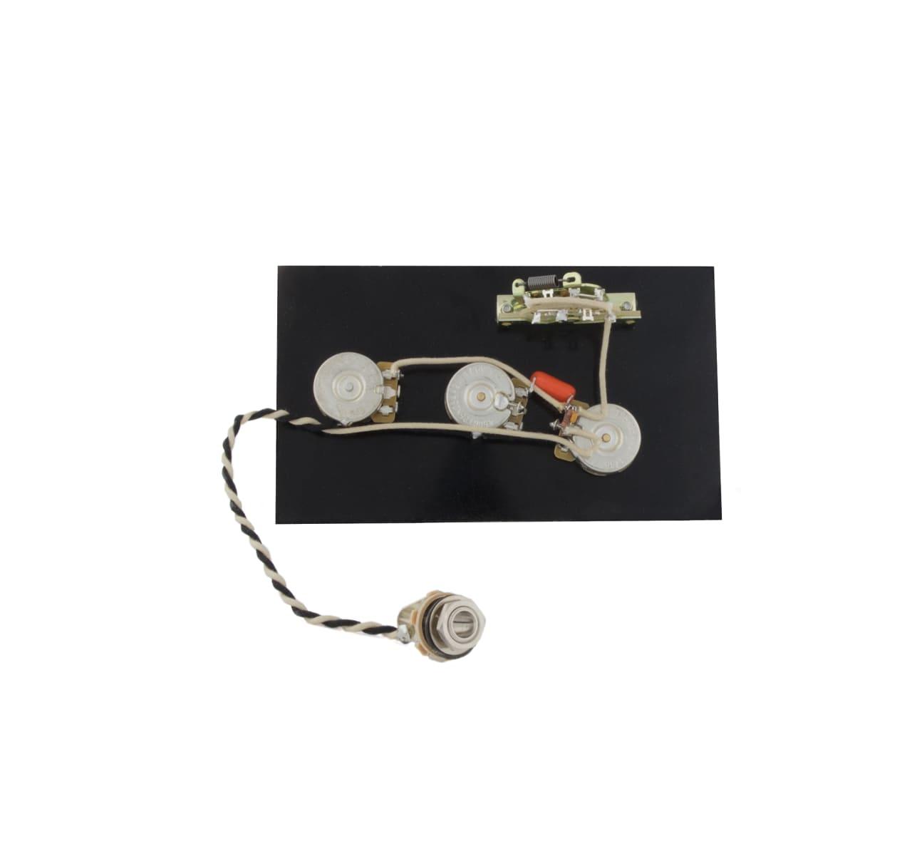 920d strat wiring harness hendrix 60 39 s 3 way w blender reverb. Black Bedroom Furniture Sets. Home Design Ideas