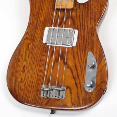 Fender Telecaster Bass 1967 Natural Maple Cap Neck! Players Bass for sale