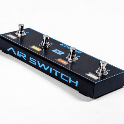 Mooer C4 AIR SWITCH Foot Controller for the Ocean Machine and  Future Mooer Builds for sale