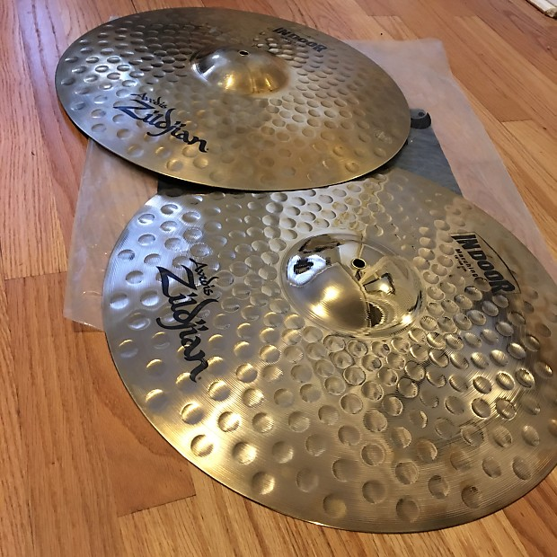 zildjian a indoor marching cymbals 19 new old stock reverb. Black Bedroom Furniture Sets. Home Design Ideas