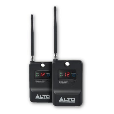 Alto Professional Stealth Wireless Expander Pack - Two Single Channel Recievers