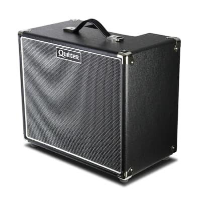 """Quilter BlockDock 12HD 300-Watt 1x12"""" Guitar Speaker Cabinet"""