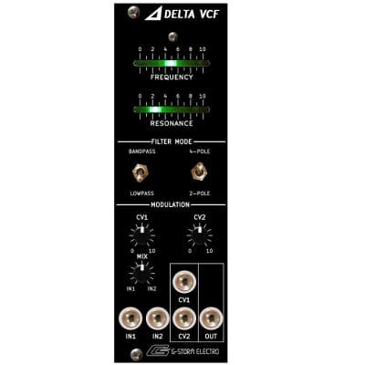 G-Storm Electro Delta VCF Black Korg Delta/Poly-61 Filter