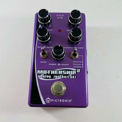 Pigtronix MS2 Mothership 2 Analog Synthesizer *Sustainably Shipped*