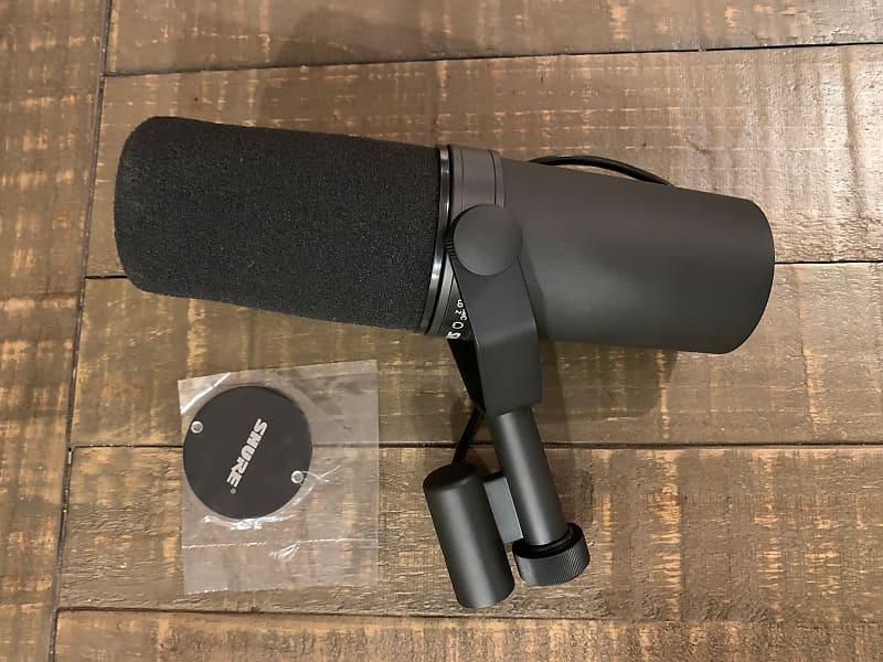 shure sm7b cardioid dynamic microphone gear o rama reverb. Black Bedroom Furniture Sets. Home Design Ideas