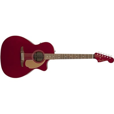 Fender Newporter Player Candy Apple Red for sale