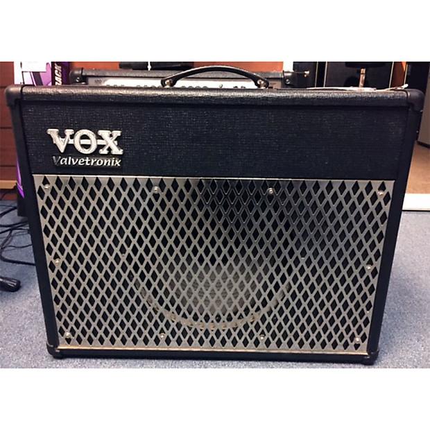 used vox ad50vt valvetronix 50 watt 112 combo amplifier reverb. Black Bedroom Furniture Sets. Home Design Ideas