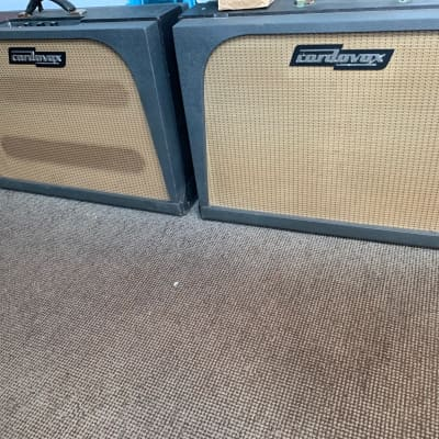 Vintage CMI Cordovox CG  1960's Tube Amps and Accordion, 3 pieces from 1960 for sale
